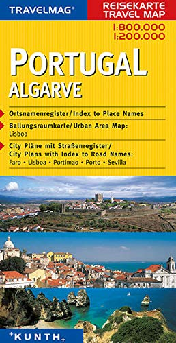 9783899447859: Cartes de voyage Portugal, Algarve