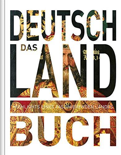 9783899448528: Das Deutschland Buch