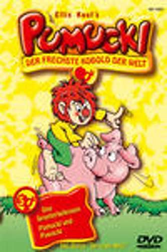 9783899453829: Pumuckl, Das Spanferkelessen / Pumuckl und Puwackl, 1 DVD