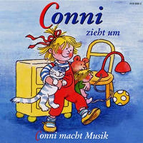 9783899453973: Conni zieht um / Conni macht Musik. CD