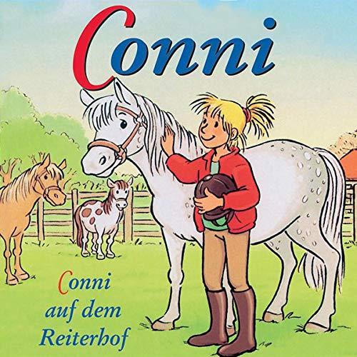 9783899456288: Conni auf dem Reiterhof.CD