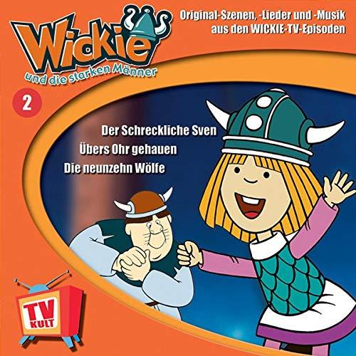 9783899456349: Wickie und die starken Männer 02. CD: Original-Szenen, Lieder und -Musik aus den Wicki-TV-Episoden