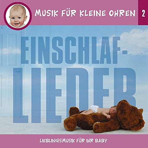 9783899456554: Musik f�r kleine Ohren 2. Einschlaflieder. CD
