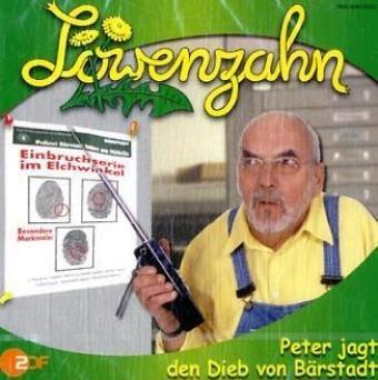 9783899457919: L�wenzahn, Audio-CDs : Peter jagt den Dieb von B�rstadt, 1 Audio-CD