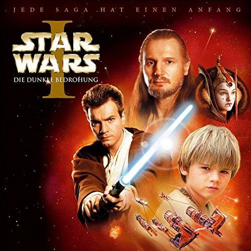 9783899459319: Star Wars Episode 1. Die Dunkle Bedrohung. CD