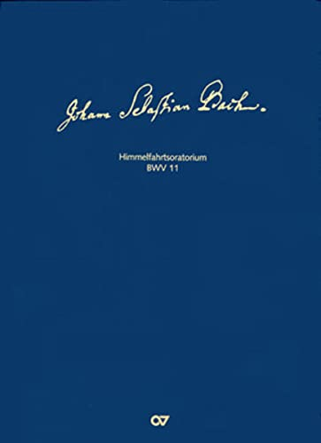 Himmelfahrtsoratorium (Faksimile): Bach, Johann Sebastian