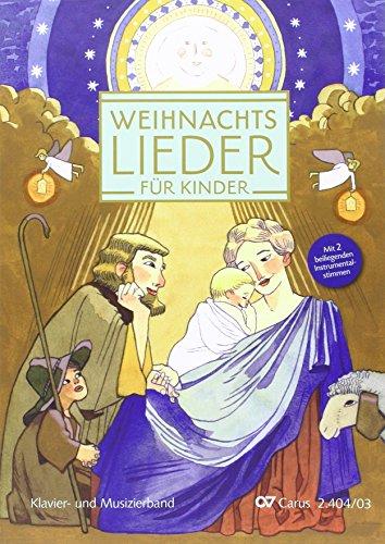 9783899482164: Weihnachtslieder für Kinder - Vocal and Piano - Book