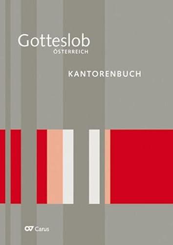 9783899482201: Kantorenbuch zum Gotteslob. Eigenteil Österreich - Vocal - Book
