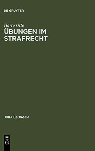 9783899492279: Ubungen im Strafrecht (Jura Studienbuch/Juristische Ausbildung)