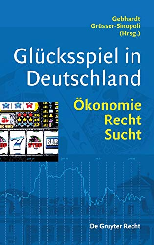 9783899493177: Handbuch Glucksspiel: Okonomie, Recht, Spielsucht