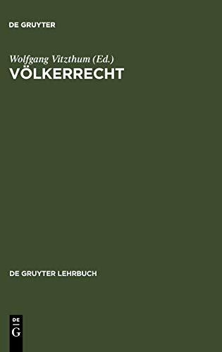 9783899494266: Völkerrecht (de Gruyter Lehrbuch) (German Edition)