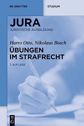 9783899497069: Übungen im Strafrecht (De Gruyter Studium)