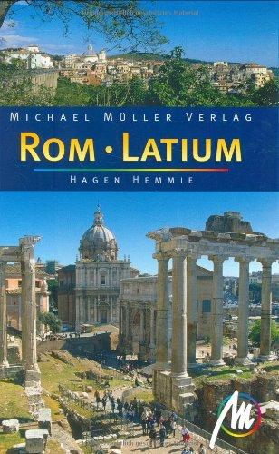 9783899531817: Rom. Latium