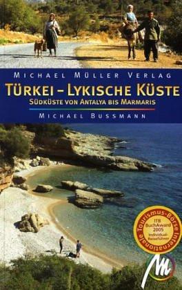 9783899531862: Türkei Südküste. Reisehandbuch