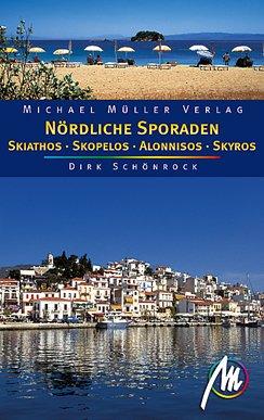 9783899532067: N�rdliche Sporaden: Skiathos, Skopelos, Skyros & Alonnisos