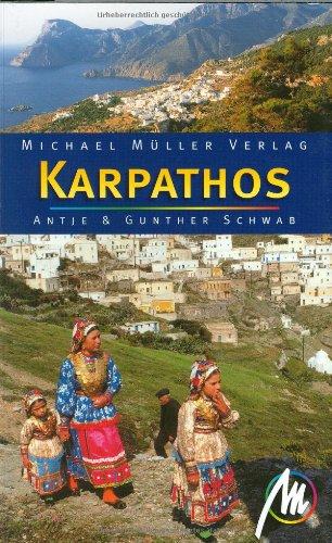 9783899532876: Karpathos. Reisehandbuch