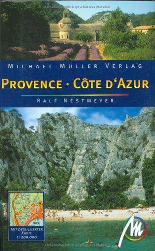 9783899533675: Provenza, Cote d azur. De nido Meyer,
