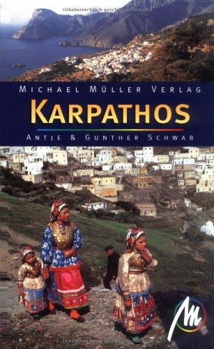 9783899535372: Karpathos