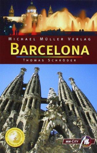 9783899536003: Barcelona MM-City: Reisehandbuch mit vielen praktischen Tipps
