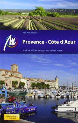 9783899537161: Provence & Cote d Azur: Reisehandbuch mit vielen praktischen Tipps