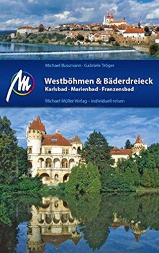 9783899538328: Westböhmen & Bäderdreieck