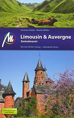 9783899538762: Limousin & Auvergne - Zentralmassiv: Reisehandbuch mit vielen praktischen Tipps