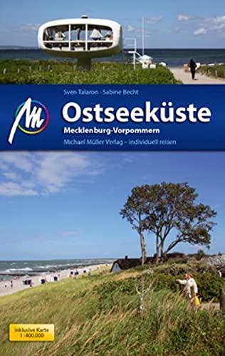 9783899539370: Ostseeküste - Mecklenburg Vorpommern: Reiseführer mit vielen praktischen Tipps