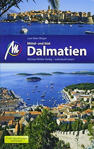 9783899539783: Mittel- und Süd-Dalmatien