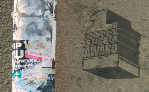9783899551518: Stickers!: From the First International Sticker Awards