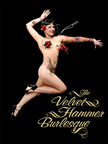 9783899552027: The Velvet Hammer Burlesque