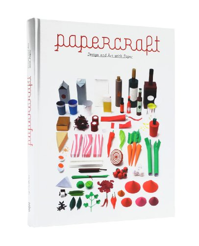 9783899552515: Papercraft: Design and Art with Paper