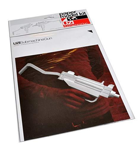 UZI: Paper Gun Model Kit