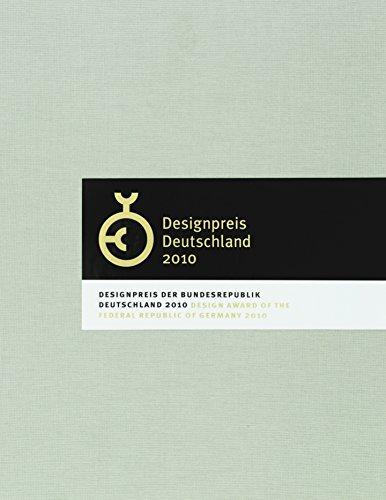 Designpreis Bundesrepublik Deutschland 2010 Rat fü.