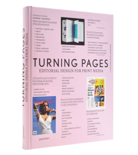 Turning Pages: Editorial Design for Print Media: Robert Klanten and