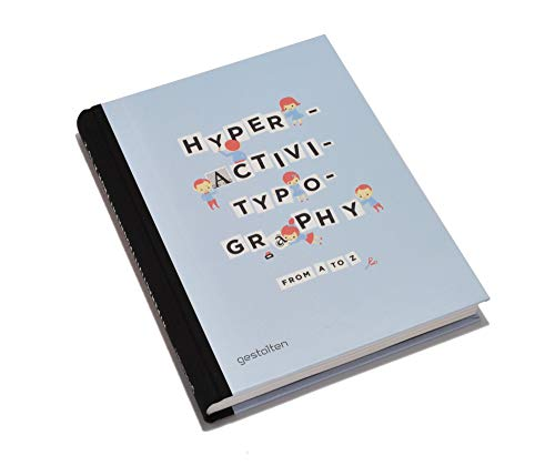 9783899553277: Hyperactivitypography from A to Z