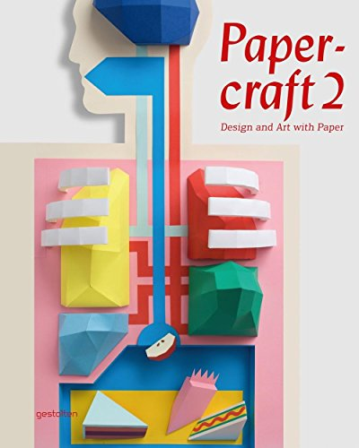 9783899553338: Papercraft 2: Design and Art with Paper [With DVD]