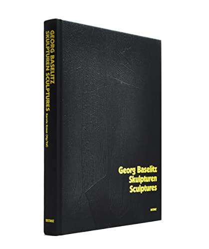 9783899554007: Georg Baselitz: Skulpturen/Sculptures