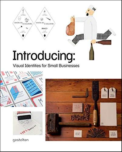 9783899554113: Introducing: Visual Identities for Small Businesses
