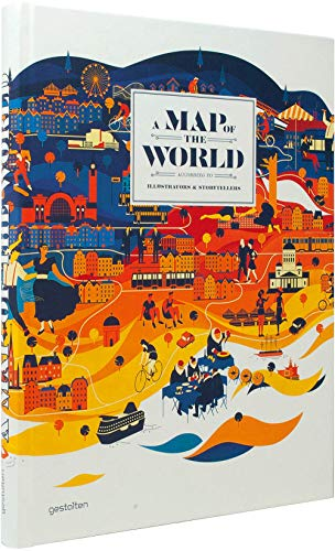 9783899554694: A Map of the World: The World According to Illustrators and Storytellers