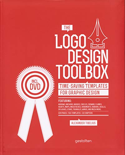 9783899554823: The Logo Design Toolbox: Time-Saving Templates for Graphic Design