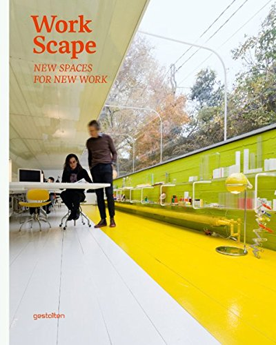 9783899554953: Workscape: New Spaces for New Work