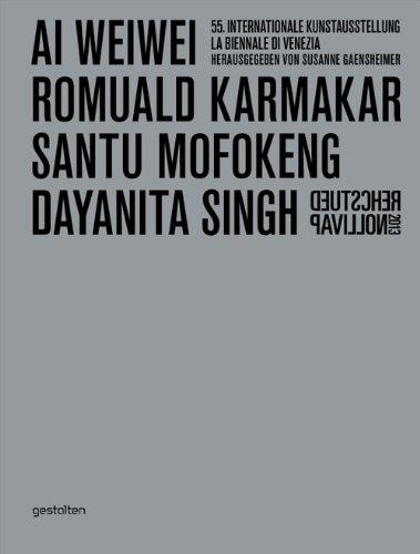 9783899555004: Ai Weiwei, Romuald Karmakar, Santu Mofokeng, Dayanita Singh