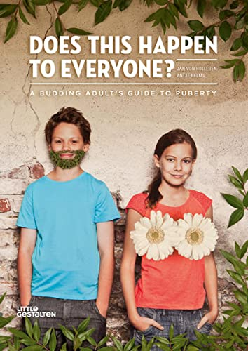 9783899555219: Does This Happen to Everyone?: A Budding Adult's Guide to Puberty