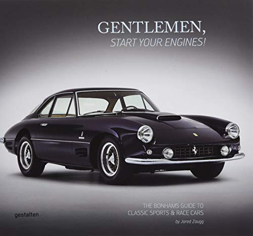 Gentlemen, start your engines!: Jared Zaugg
