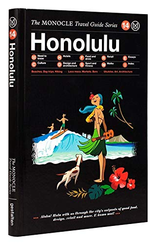 9783899556605: Honolulu: The Monocle Travel Guide Series