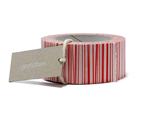 9783899557053: Red Stripes Tape