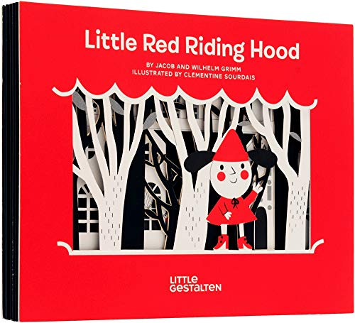 9783899557237: Little Red Riding Hood: by Jacob and Wilhelm Grimm