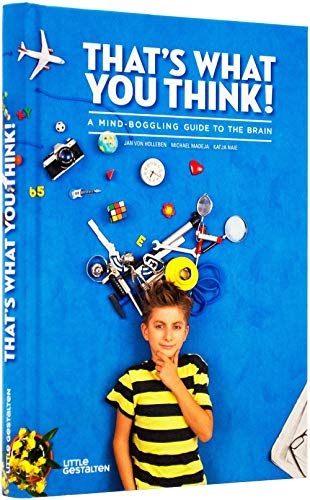 9783899557244: That's What You Think!: A Mind-Boggling Guide to the Brain
