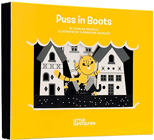 9783899557275: Puss in Boots