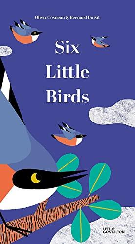 9783899558289: Six Little Birds - Pop-up Book
